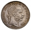 Ferenc J�zsef 1 Forint 1870 Gy-F