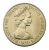 Brit Virgin-szigetek 50 Cent 1973 Proof